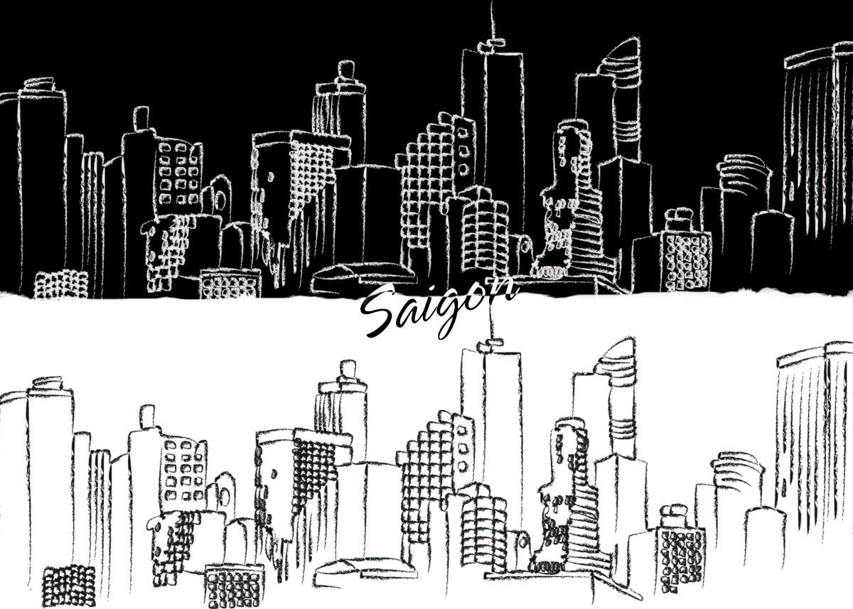Duckdeli Saigon Illustration by Mi Ngan